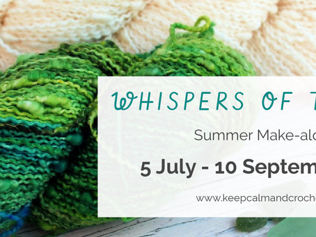 Whispers of the Sea MAL is almost here!