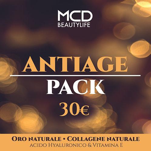 ANTIAGE PACK - il tuo kit Anti-età ad un prezzo speciale - 30.00€