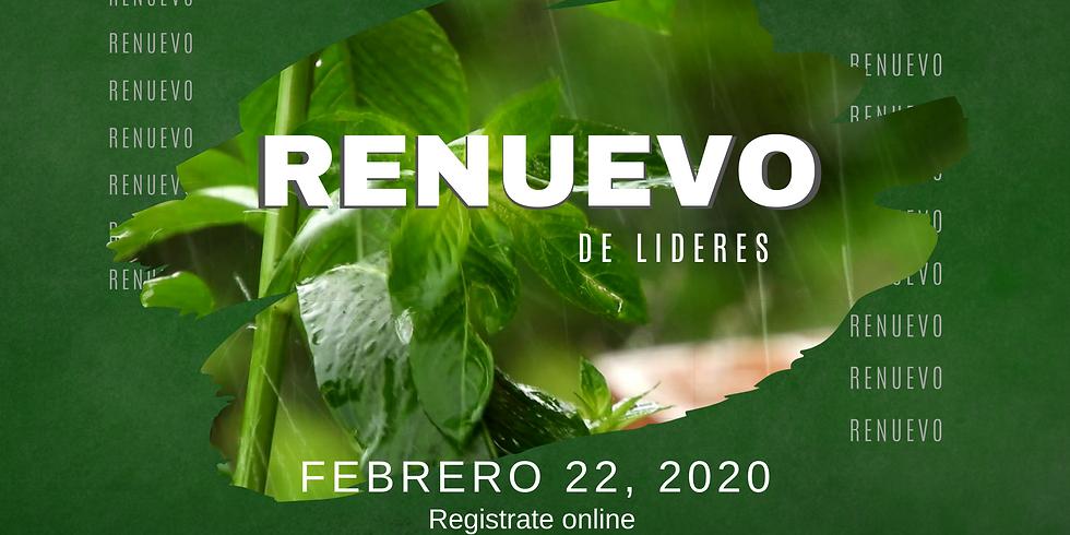RENUEVO (Refrigerio) 2020