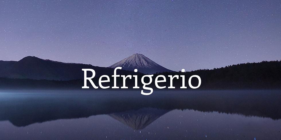 Refrigerio Octubre 26, 2019