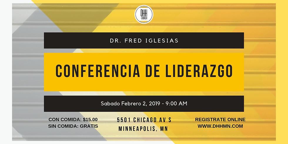 Conferencia de Liderazgo | Leadership Conference