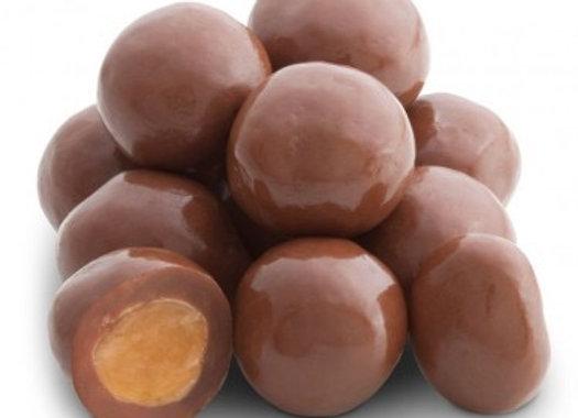 Milk Chocolate Caramel Bites 1/4 pound