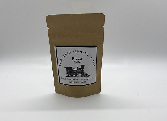 Pizza Dip Mix~Allergen:Contains Milk