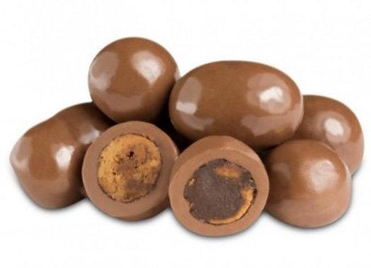 Milk Chocolate Cappuccino Biscotti Bites 1/4 pound
