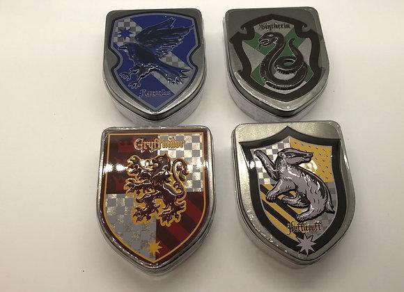 Harry Potter House Crest Tins