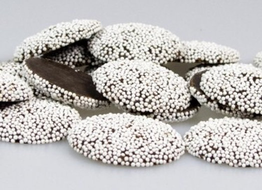 Dark Chocolate Nonpareils 1/4 pound