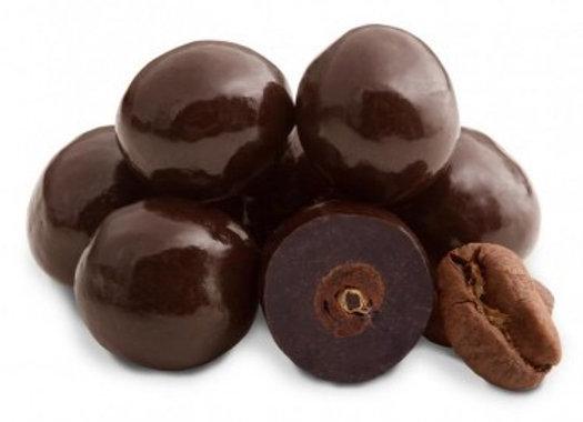 Dark Chocolate Espresso  Beans 1/4 pound