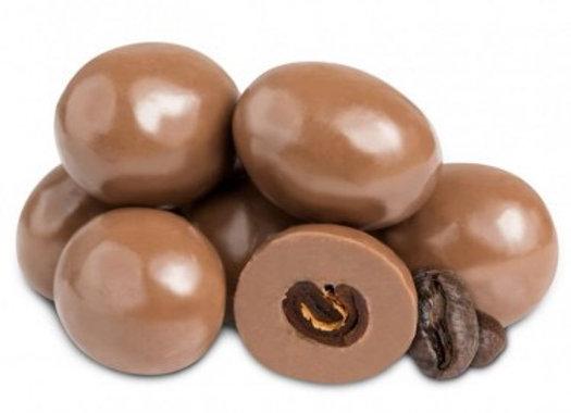 Milk Chocolate Espresso Beans 1/4 pound