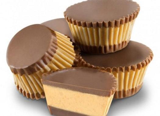 Milk Chocolate Mini Peanut Butter Cups 1/4 pound
