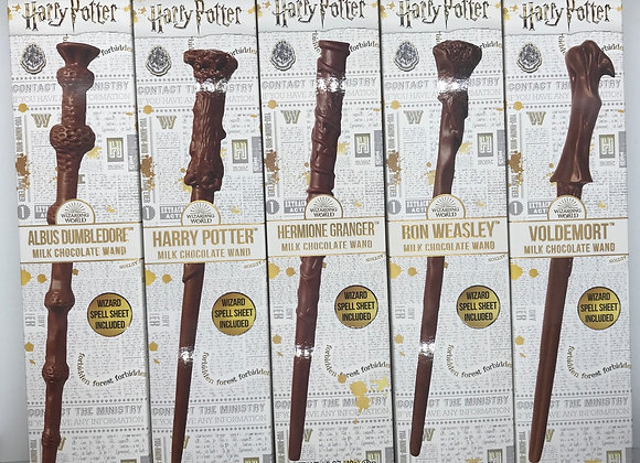 Harry Potter Character Wands