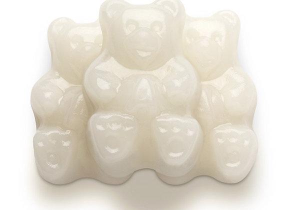 White Strawberry Banana Bears 1/4 pound