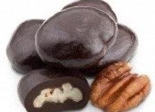 Dark Chocolate Amaretto Pecans 1/4 pound