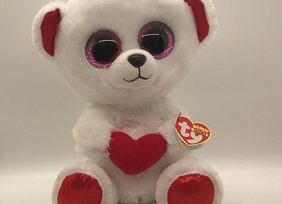 Ty Beanie Boo Cuddly Bear