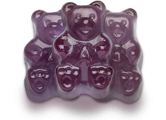 Grape Bears 1/4 pound