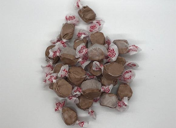 Chocolate Taffy 1/4 pound