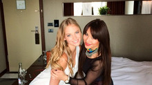 Victoria Secret Model Marloes Horst ❤️