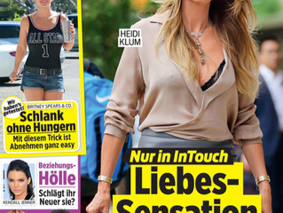 Today me in the @intouch magazin