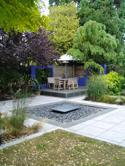 gardens for fun and relaxation.