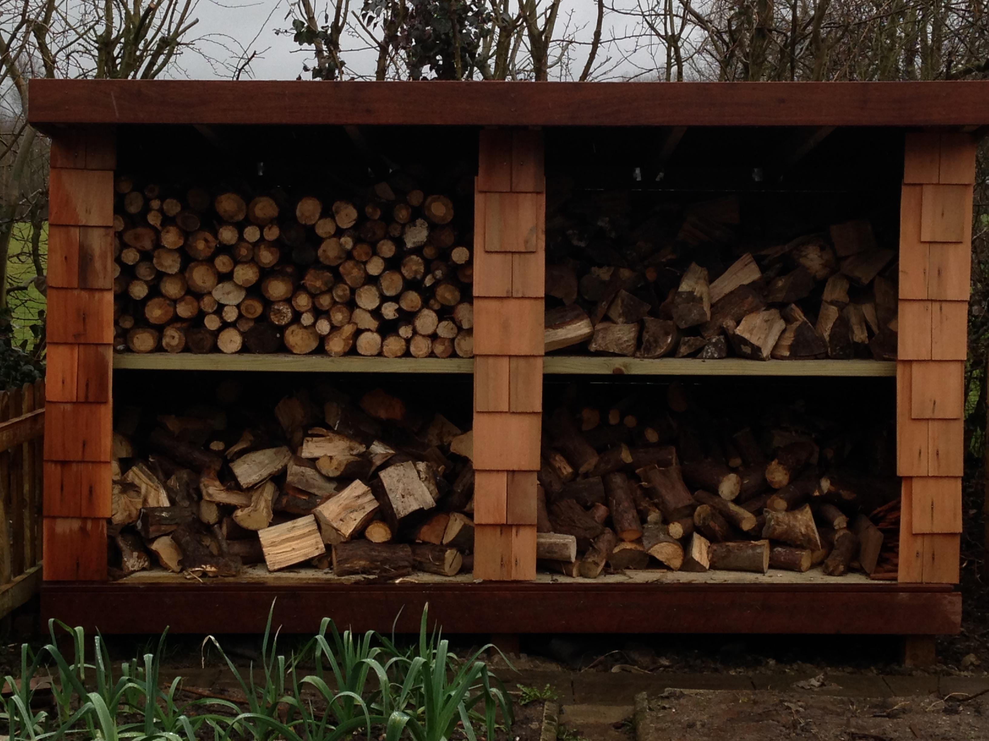 Cedar woodstore