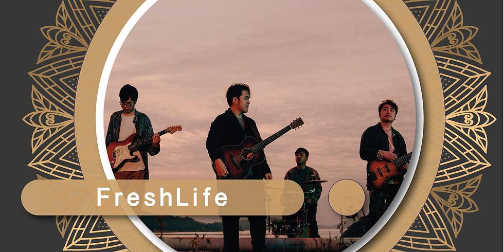 音樂火鍋 Music Hotpot Live! FreshLife (pre-recorded)