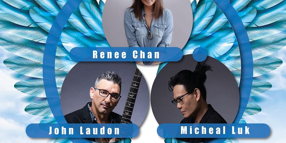 音樂火鍋 Music Hotpot Live! Renee Chan/Michael Luk/John Laudon (Facebook Live)