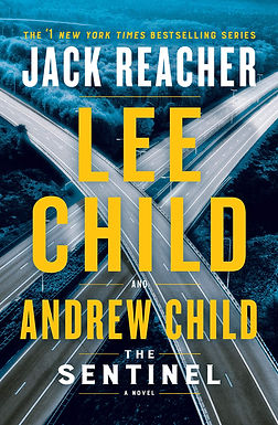 Jack Reacher : The Sentinel by Lee Child