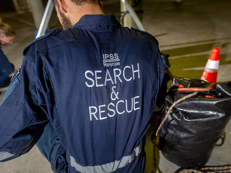 IPSS SEARCH AND RESCUE.