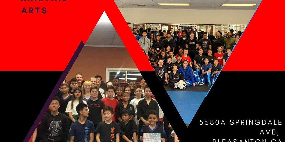 February's Open Sparring 2020