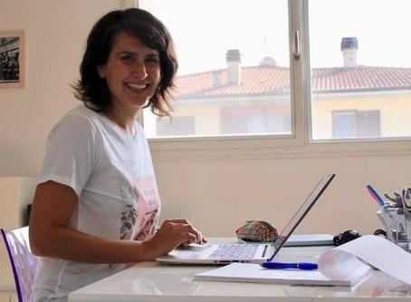 Cecilia Balconi: In Pilates in salotto ho trovato un percorso strutturato.