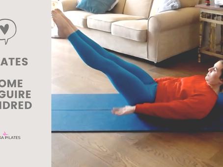 Esercizi di Pilates: guida definitiva per eseguire Hundred correttamente.