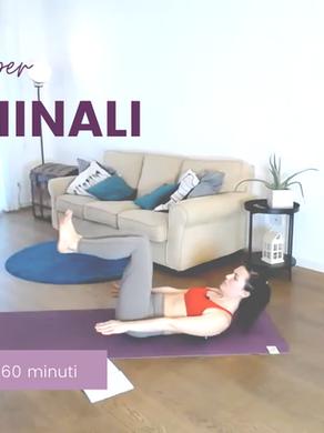 Tonifica gli addominali con questa lezione di Pilates
