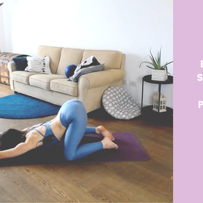 Esercizi di stretching dolce per la sera | 20 minuti