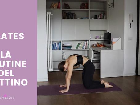 Pilates: la routine del mattino