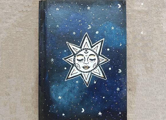 Sleepy Time Notebook A6