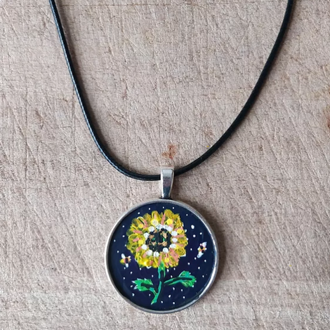Paint Your Own Necklace