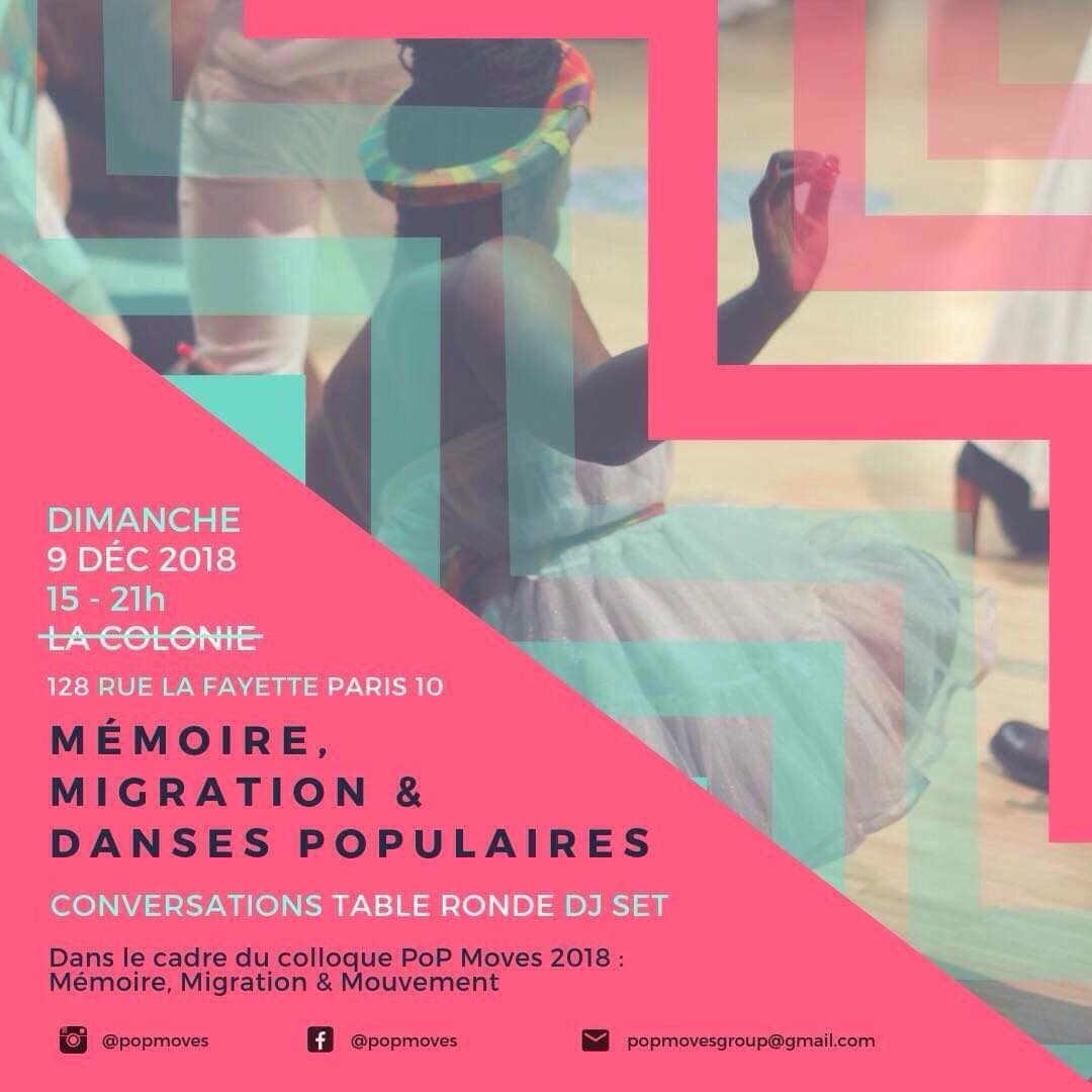 PoP Moves Perspectives danseurs