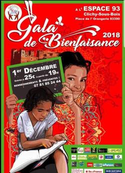 Gala de bienfaisance APAC