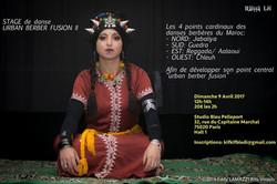Stage de danse Urban Berber