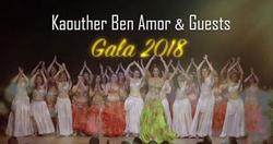 Danse orientale Kaouther Ben Amor