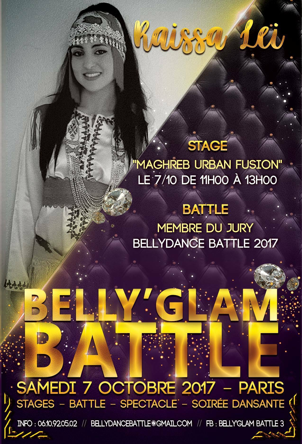 Belly'glam Battle