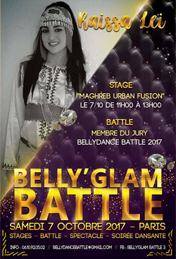 Belly'glam Battle