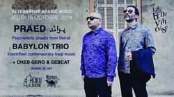 Soirée Alternative Arabic Music