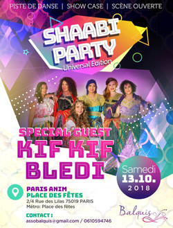 Shaabi party