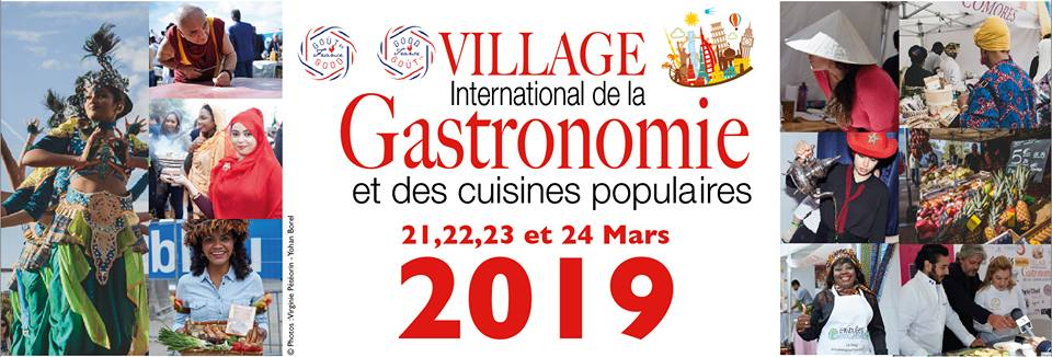 Village Gastronomie Paris