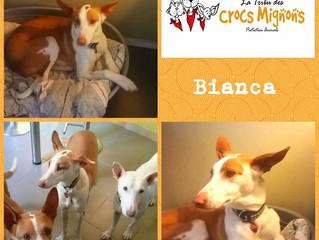 Bianca, princesse chipie