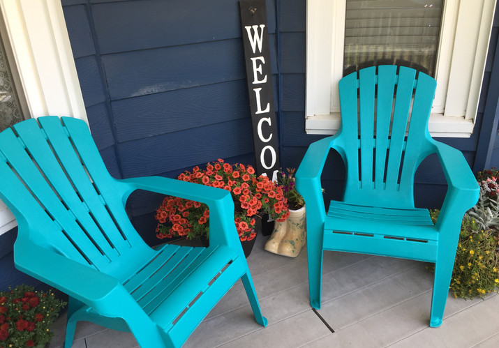 Welcome to the veranda
