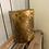 Thumbnail: Vase Gold meliert