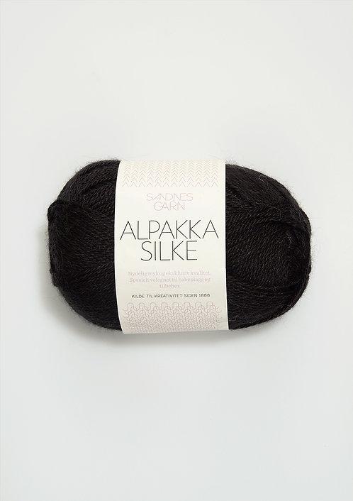 Alpaka Silke