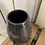 Thumbnail: Vase Schwarz Oval