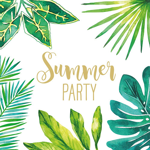 Jungle Summer Party